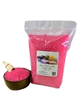 Bath Salts: 4 lbs (150 Scents - 20 Colors)